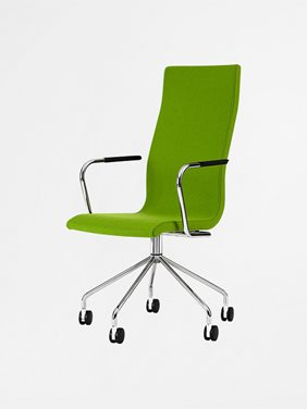 Flex High Chairs - Office Furniture | Kinnarps